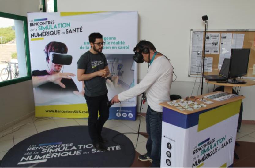 Rencontres Simulation Numérique en Santé