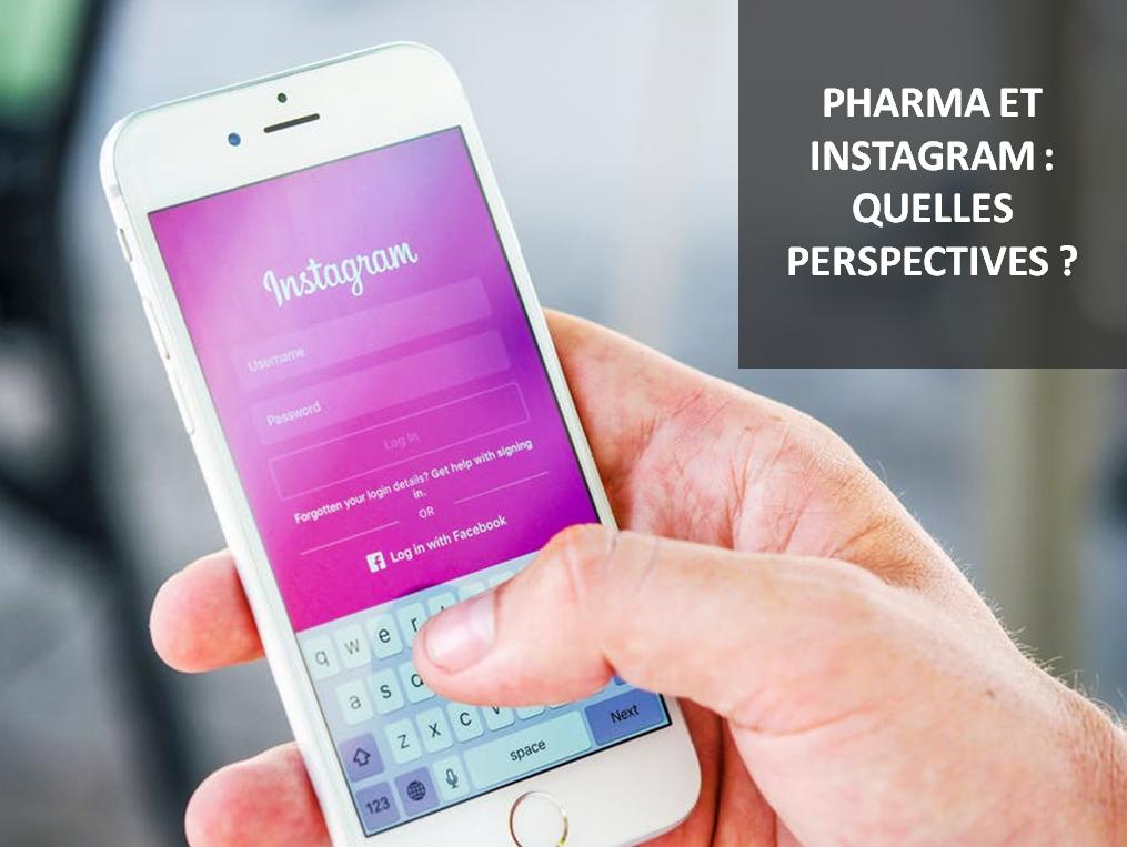 Pharma et Instagram : quelles perspectives ?