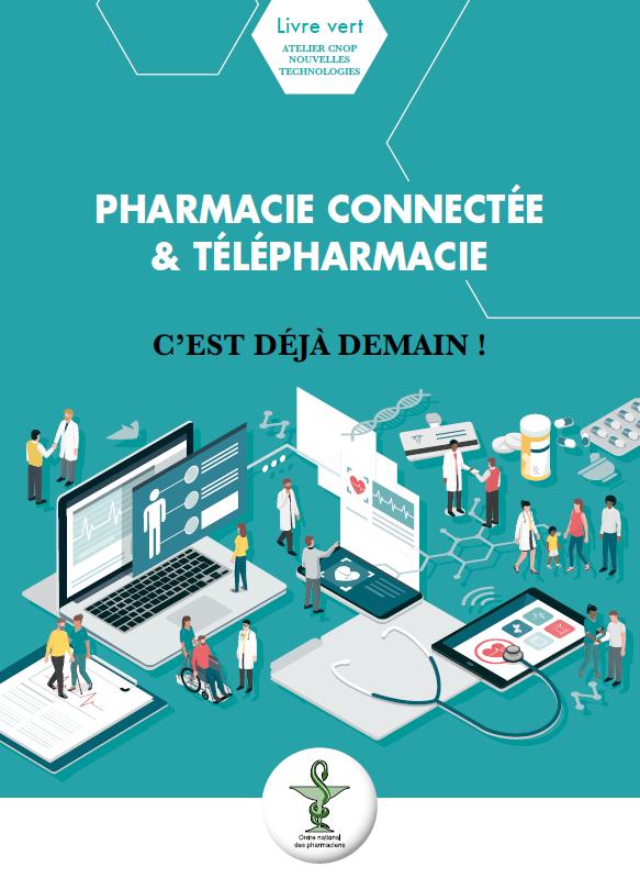 Pharmacie connectée et télépharmacie : c'est déjà demain