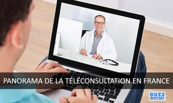 Téléconsultation en France